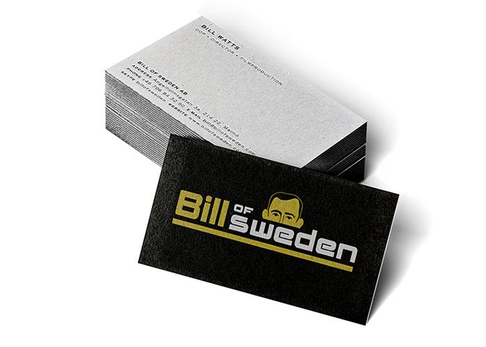Bill of Sweden